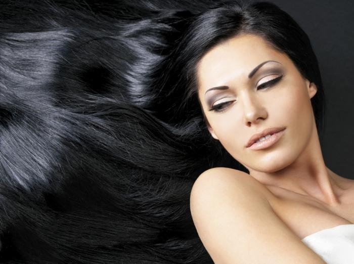 haarkur selber machen haarpflegetipps eier- kämmen schonen
