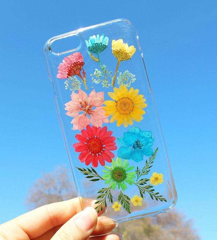 smartphone schutzhülle blumen trend frühlingsblumen sommer