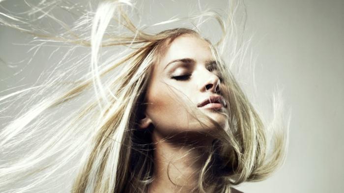 hautpflege sommer schöne haare passendes schampoo
