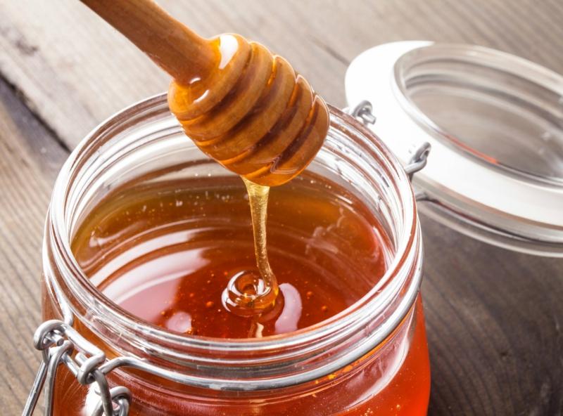 ist Honig gesund Massage Honig Wirkung