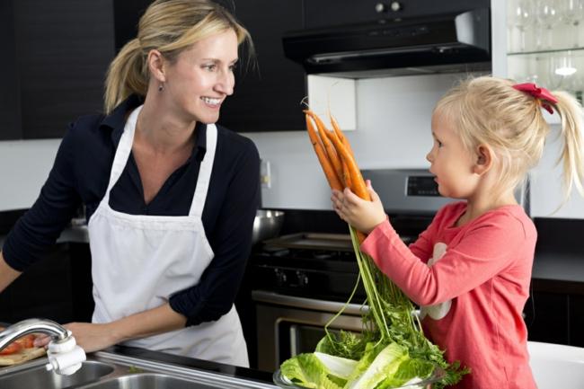 küche kindergerecht gestalten