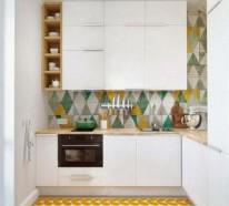 31 Einrichtungsbeispiele für eine optimierte Küchengestaltung