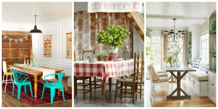 küchengestaltung idee einrichtungsbeispiele deko ideen kleine küche einrichten2