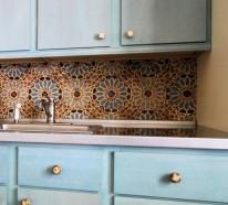 Küchenrückwände - 20 Ideen, wie Sie eine schöne Rückwand in ...