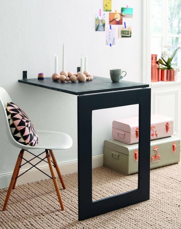klapptisch selber bauen diy anleitung mit bildern. Black Bedroom Furniture Sets. Home Design Ideas