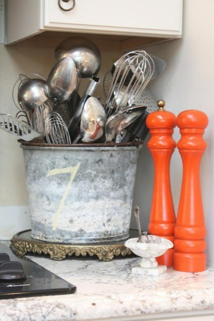 kleine küche einrichten optimale raumnutzung ikea teelicht schilder eimer