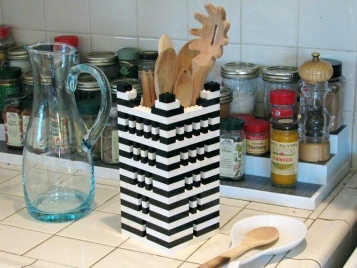 kleine küche einrichten optimale raumnutzung ikea teelicht schilder lego