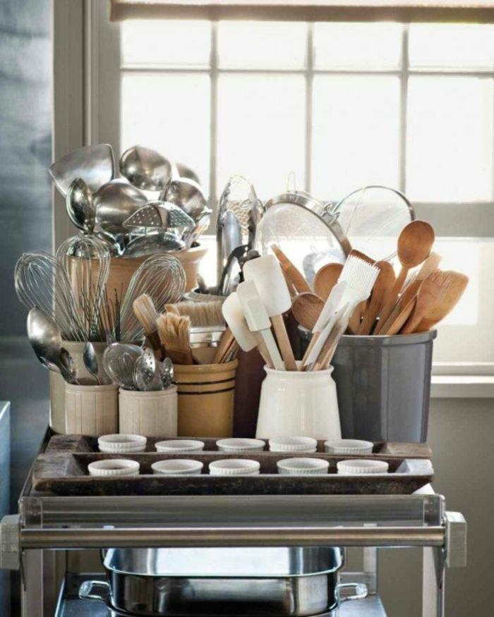 kleine küche einrichten noptimale raumnutzung ikea teelicht schilder verschidene vasen größen