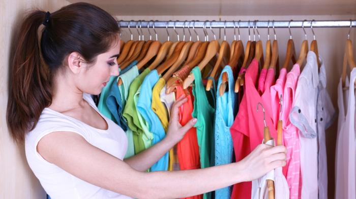 lebe gesund fast fashion farbige kleider