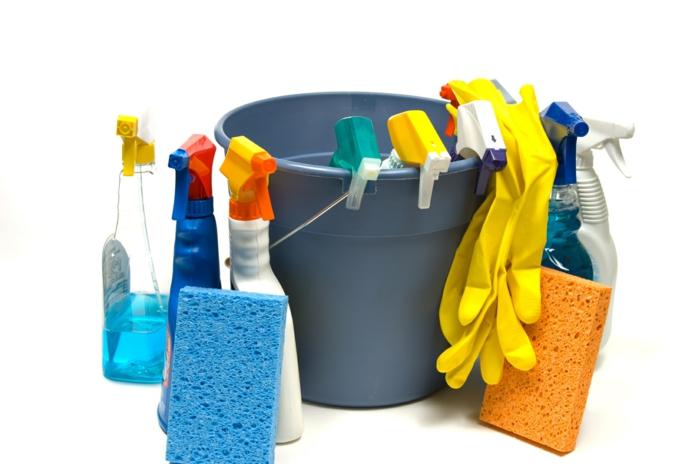 lebe gesund reinigen passende reinigungsmittel benutzen