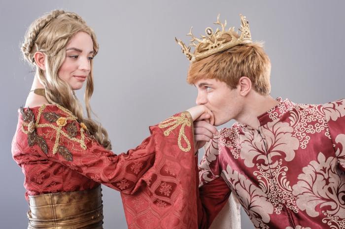mottoparty ideen mittelalter kostüme game of thrones