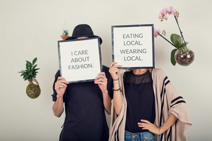 nachhaltige Kleidung Mythen enthüllen grüne Mode nachhaltig leben