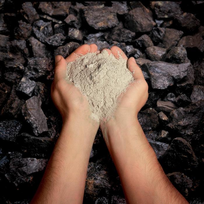 nachhaltige materialien asche bauarbeiten umweltfreundlich