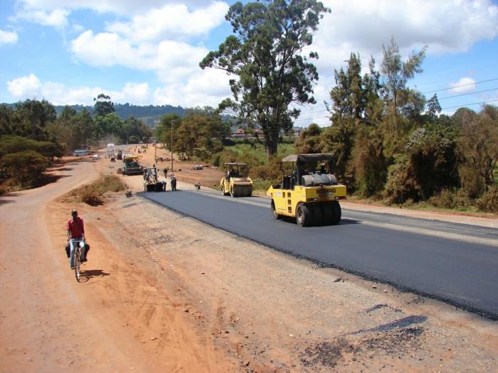 nachhaltige materialien asphalt bauarbeiten