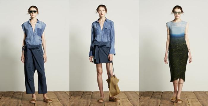 nachhaltige mode ökologisch kleidung vegane mode ökologisch Nachhaltigkeit etikett dreier