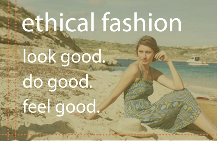 nachhaltige mode biokleidung vegane mode slogan
