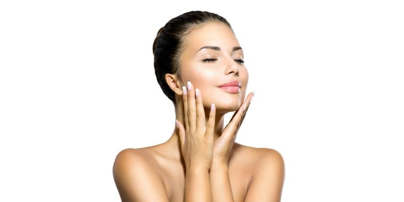 natürliche Gesichtspflege schöne Haut Tipps