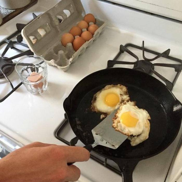 omas hausmittel frag oma was die Großmutter noch wußte eier