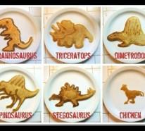 Pfannkuchen – Illustrationen statt Schulunterricht
