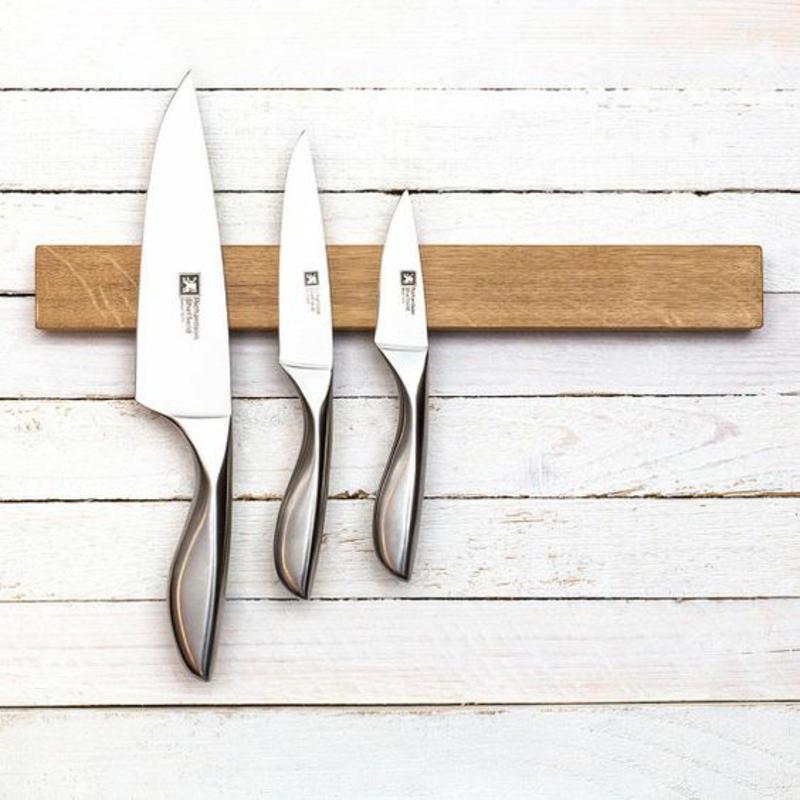 Magnetleiste Messer Holz : magnetleiste f r messer selber bauen anleitung und bilder ~ Sanjose-hotels-ca.com Haus und Dekorationen