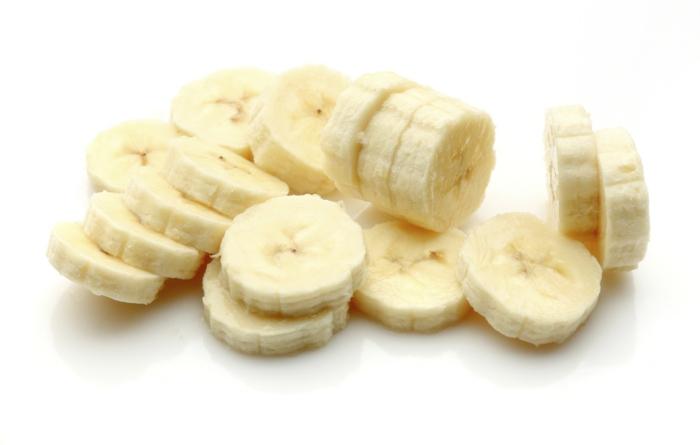 schlaflosigkeit bananen essen magnesium