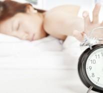 Was tun gegen Schlaflosigkeit – Durch einen richtigen Alltagsplan die Schlaflosigkeit bekämpfen