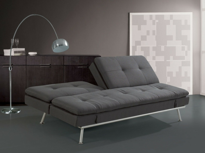 15 schlafsofa ideen sch n und bequem gemacht. Black Bedroom Furniture Sets. Home Design Ideas