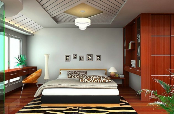 schlafzimmer einrichten - welche sind die tendenzen 2016? - Moderne Schlafzimmer Einrichtung Tendenzen