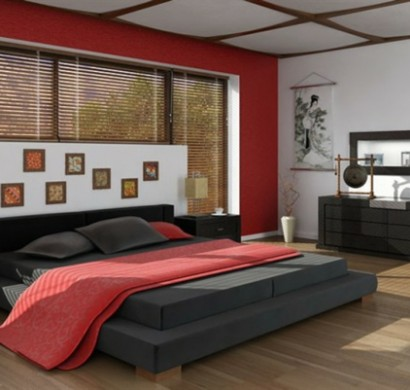 moderne schlafzimmer einrichtung tendenzen. Black Bedroom Furniture Sets. Home Design Ideas