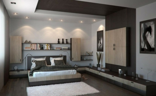 schlafzimmer einrichten welche sind die tendenzen 2016. Black Bedroom Furniture Sets. Home Design Ideas