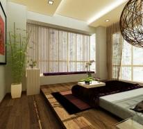 Schlafzimmer Ideen für ein unverfälschtes Zen Flair