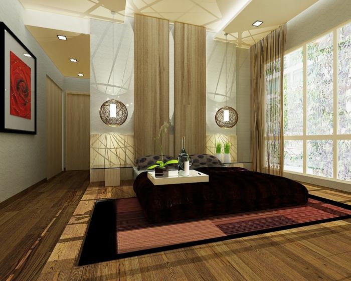 schlafzimmer ideen einrichtungsbeispiele zen schlafzimmer beige
