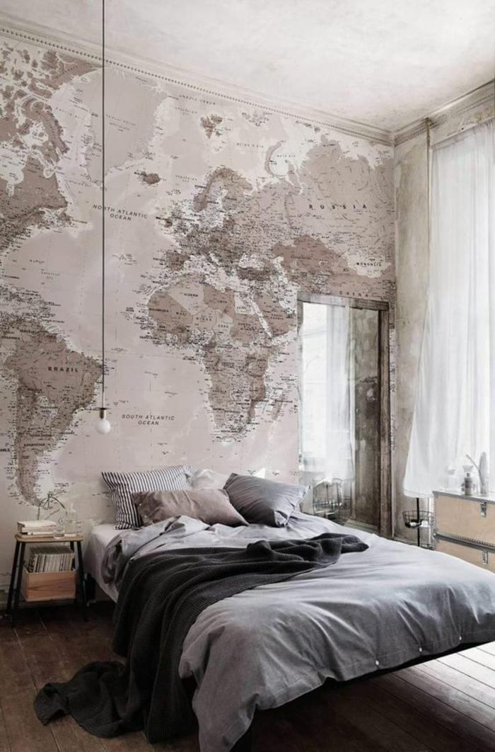 GroBartig 30 Schlafzimmer Tapeten Für Einen Schönen Schlafbereich ...