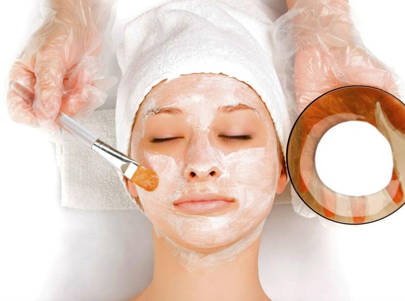 Gesichtspflege Stress vermeiden schöne haut Pflege Gesichtsmasken