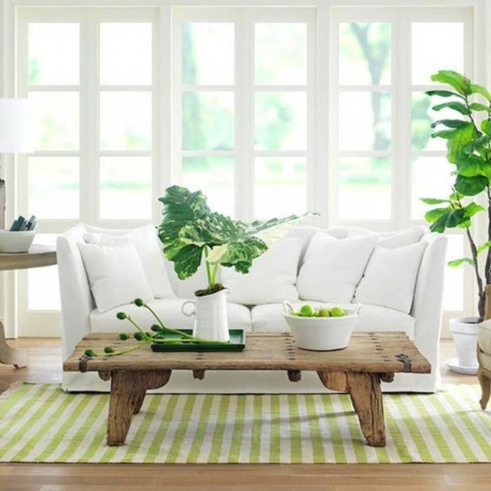 Weißes Sofa sofa weiß 35 wohnzimmereinrichtungen mit einem weißen akzent