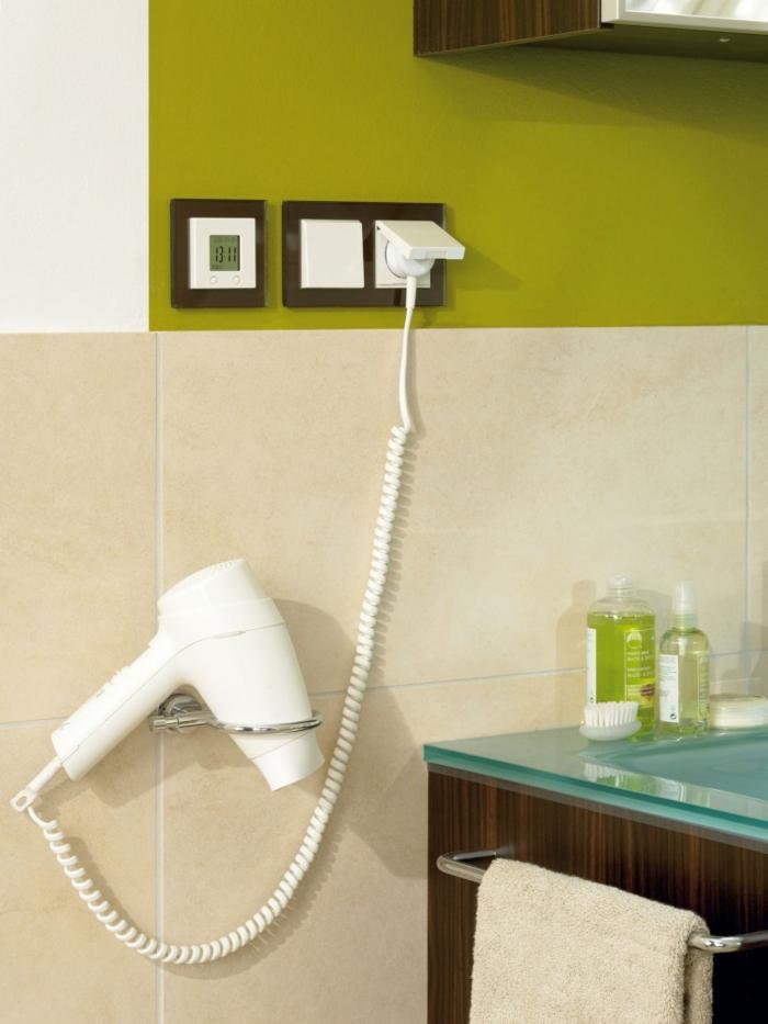 Stecktosen Einbauen Lichtschalter Küche Licht Zonen Aufteilung Optimal  Einrichtungsbeispiele Badezimmer