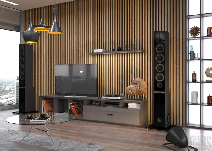 stecktosen einbauen lichtschalter küche licht zonen aufteilung optimal einrichtungsbeispiele soundsystem