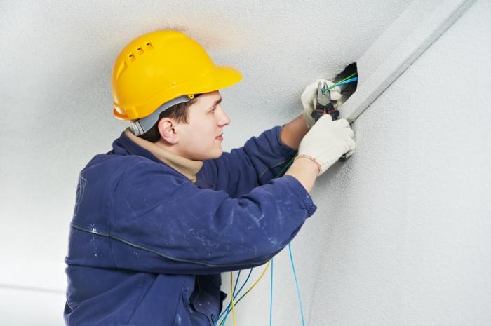 stecktosen einbauen lichtschalter küche licht zonen aufteilung optimal neubau planen