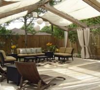 Überdachung Terrasse – 15 Beispiele, wie sie Ihre Terrasse überdachen