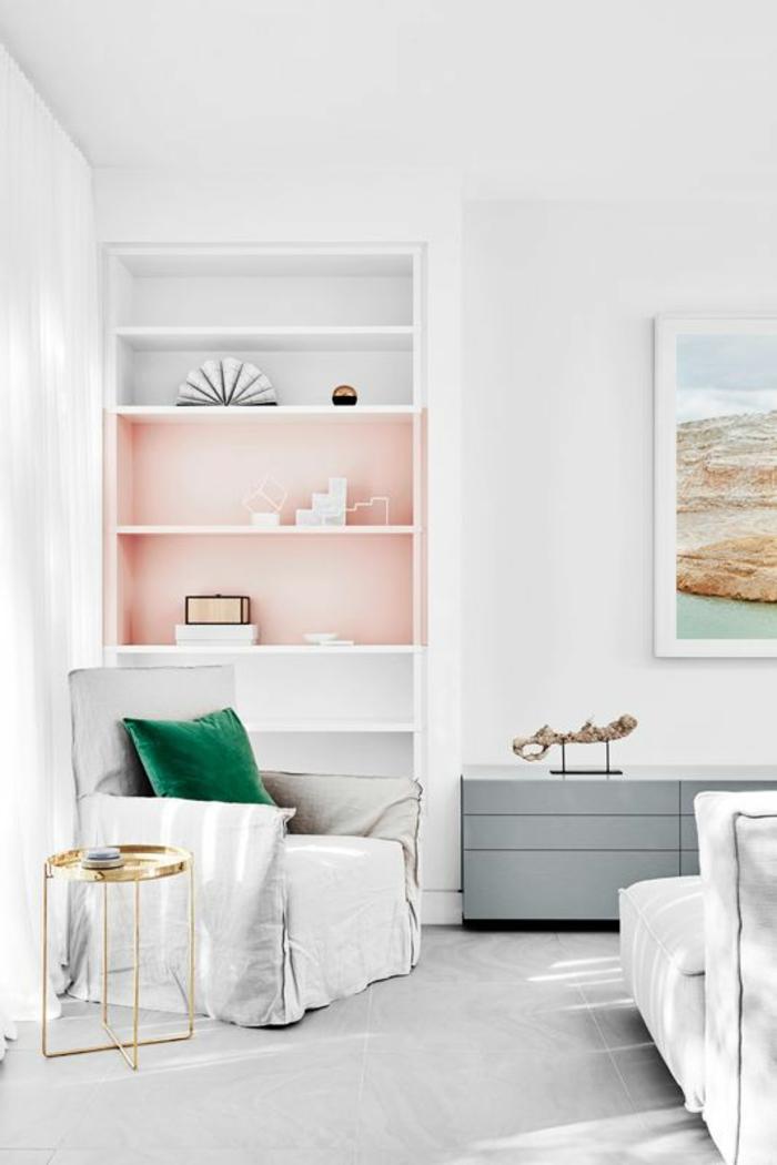 wandfarbe rosa welche sind die neusten trends f252r 2016