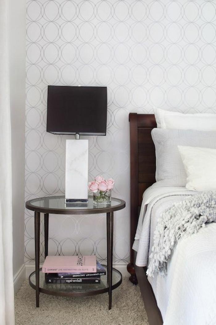 erstaunlicherweise tapetenmuster schlafzimmer lila ebenbild - Tapetenmuster Schlafzimmer