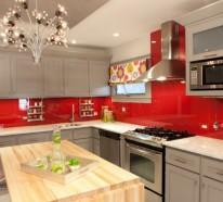 Küchenrückwände U2013 20 Ideen, Wie Sie Eine Schöne Rückwand In Ihrer Küche  Gestalten