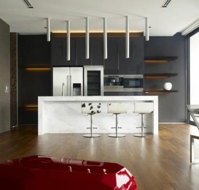 moderne küchen machen die küchenarbeit zu einem einmaligen erlebnis - Küche Arbeit