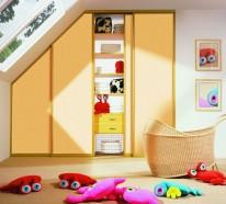 Möbel für Kinderzimmer – 39 Beispiele, wie Sie mit Farbe einrichten