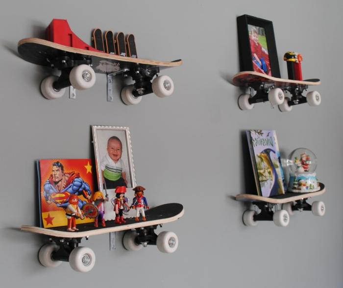 Möbel Kinderzimmer - 39 Beispiele, wie Sie mit Farbe ...