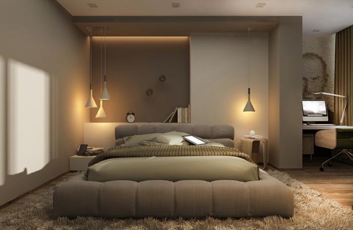 20 schlafzimmer einrichtung ideen f r ihren ganz individuellen schlafbereich. Black Bedroom Furniture Sets. Home Design Ideas
