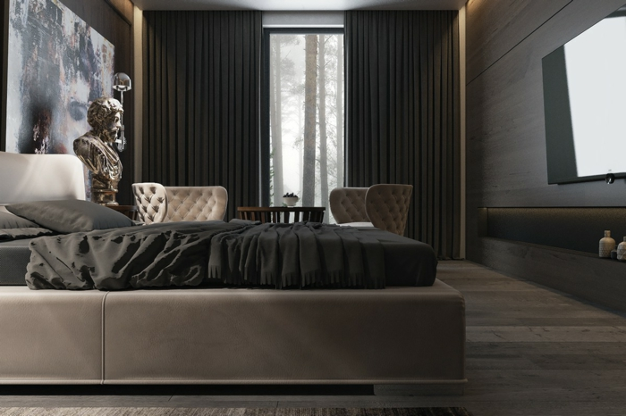 bettwasche im schlafzimmer d0b0ccessoires – modernise, Badezimmer