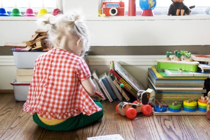 Wohnideen Wohnzimmer - Kinderfreundliches Wohnzimmer einrichten