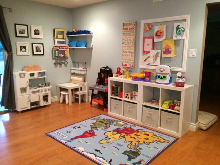 wie sie ein kinderfreundliches wohnzimmer einrichten, Schlafzimmer