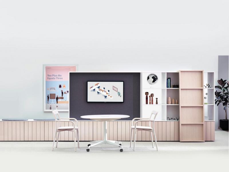 Uberlegen Büromöbel Design Herman Miller Büromöbel Set